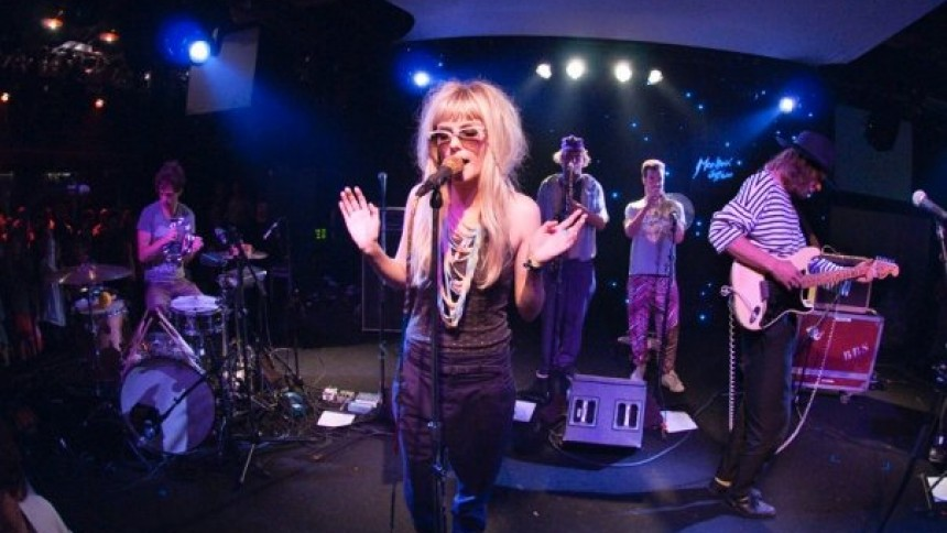 The Asteroids Galaxy Tour giver koncerter i Danmark