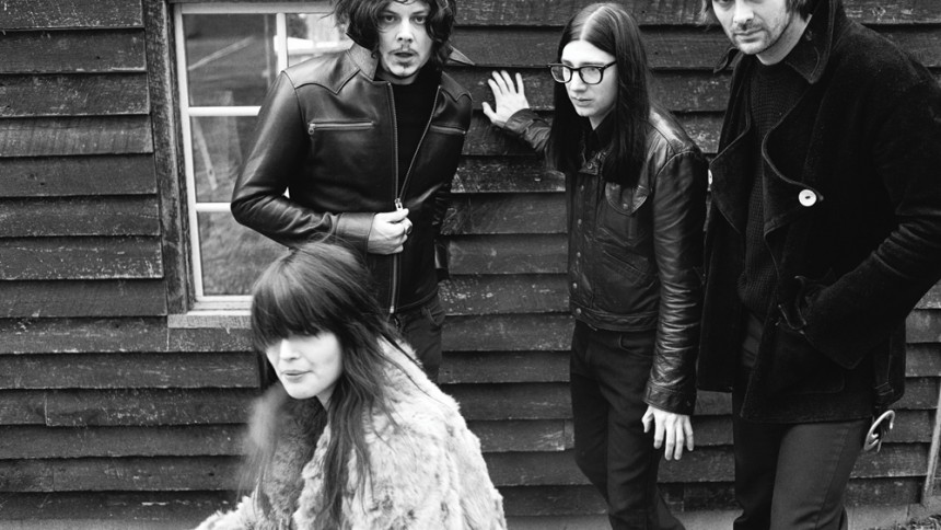 The Dead Weather udgiver live-ep