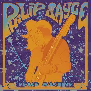 Philip Sayce: Peace Machine