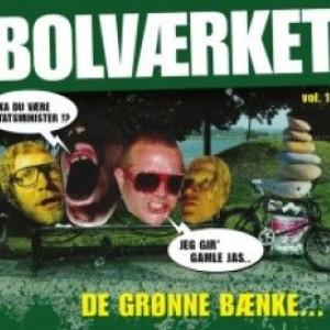 Bolværket: De Grønne Bænke
