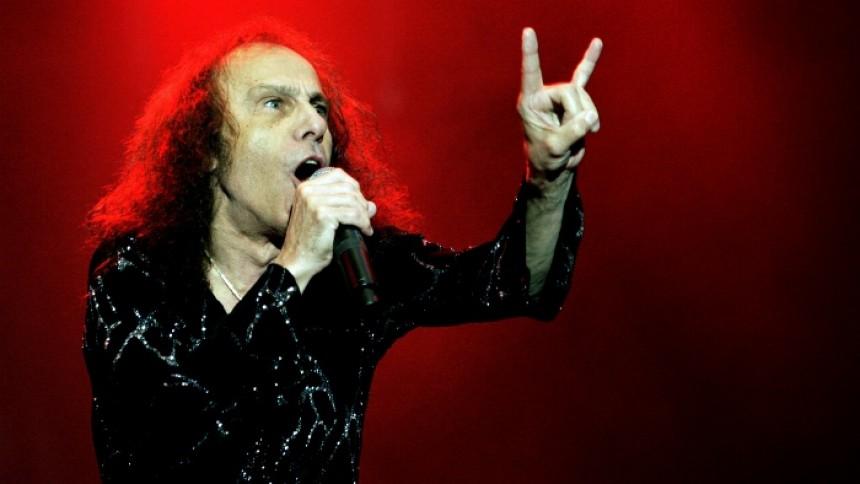 Ronnie James Dio bisat
