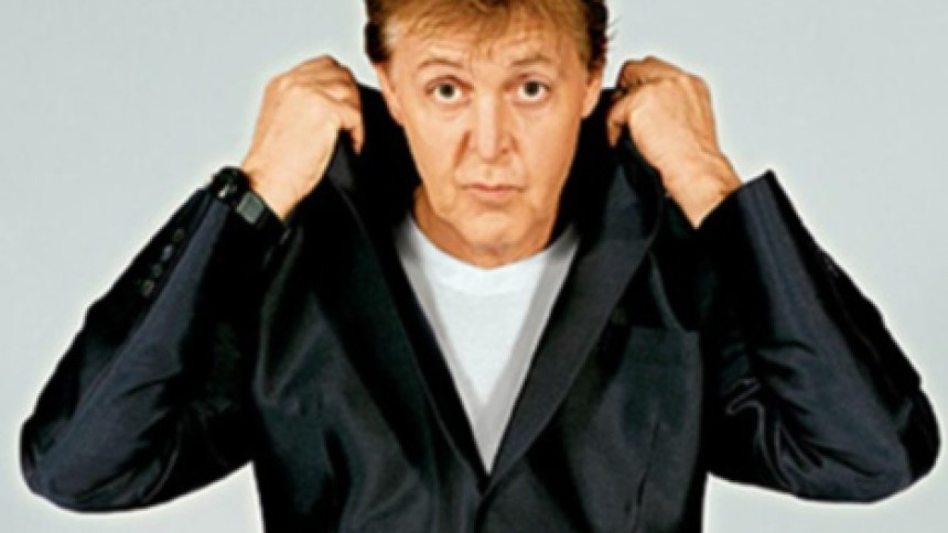 Paul McCartney ville med i Them Crooked Vultures