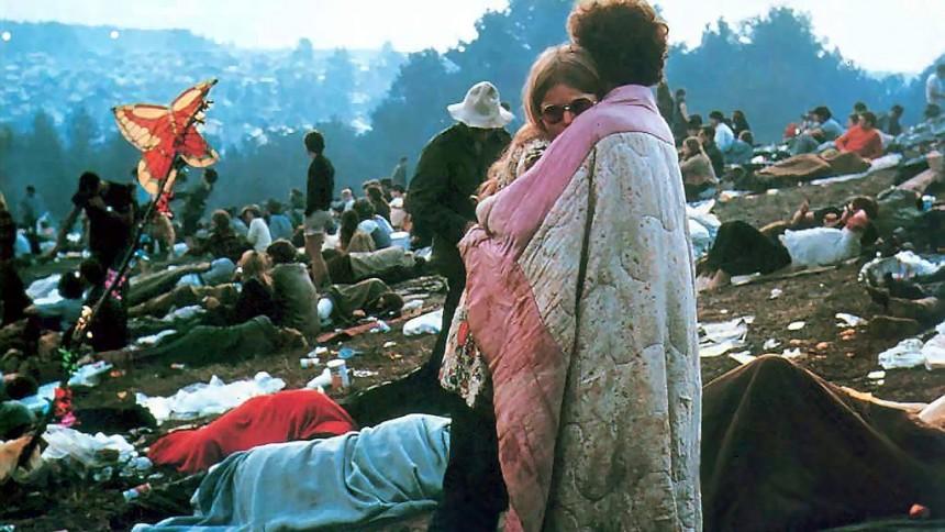 Woodstock-jubilæum fejres i næste weekend