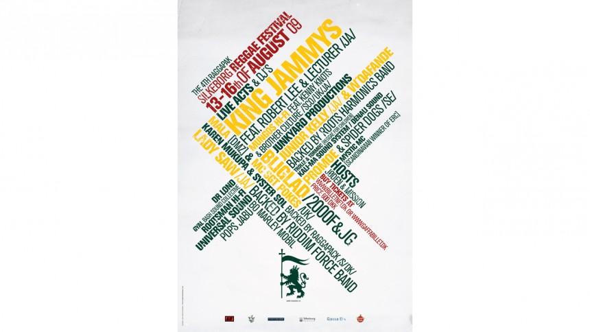 Silkeborg Reggae Festival nærmer sig
