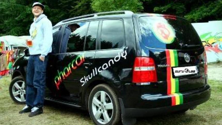 Pharfar på Silkeborg Reggaefestival