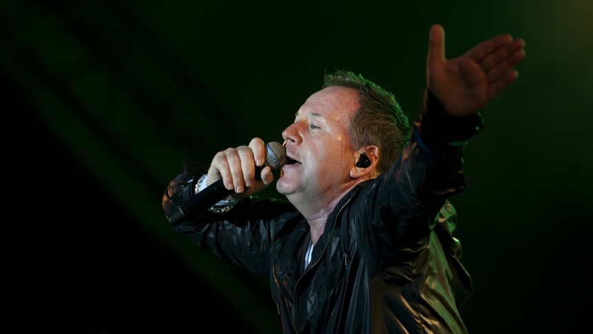 Simple Minds: Lunden, Horsens