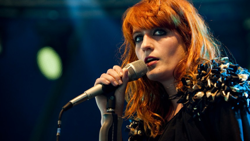 Florence And The Machine vender tilbage