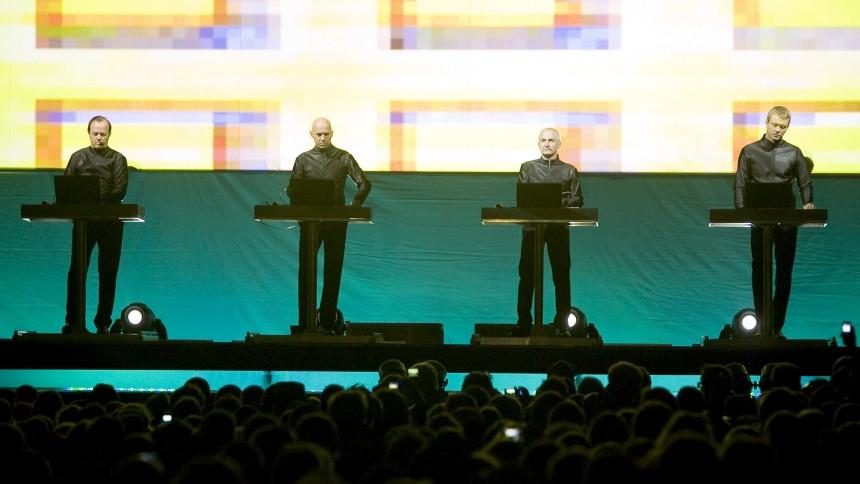 Kraftwerk med Electrojuice og Tosca: Værket Outdoor, Randers