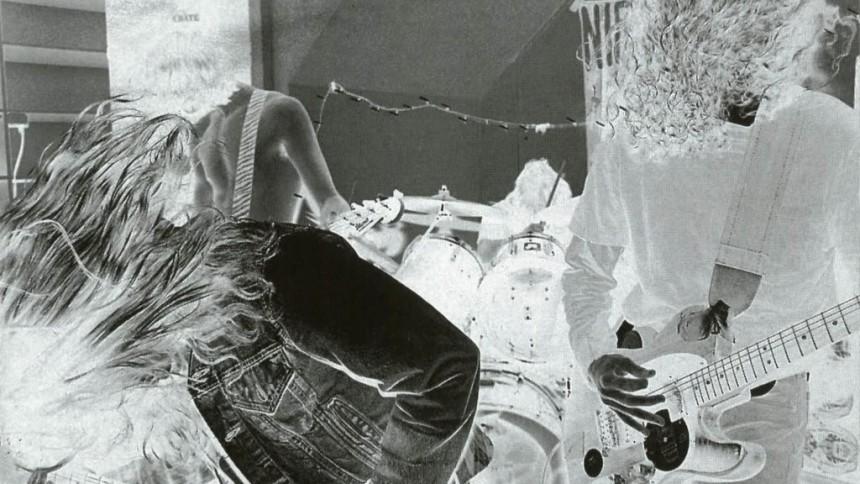 Nirvana genudgiver Bleach