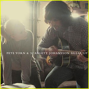 Pete Yorn And Scarlett Johansson: Break Up