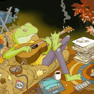 Diverse kunstnere: Saluting The Crunchy Frog-A-Logue