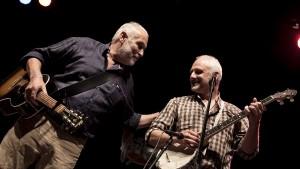 Niels Hausgaard & Allan Olsen med Signe Svendsen & Mikael K,  Kulturhuset, Tønder Festival, 270809