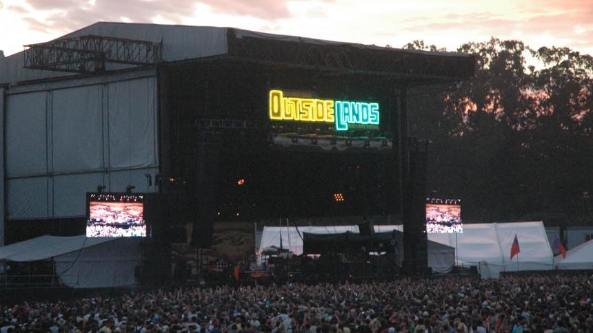SF Outside Lands - festival på californisk