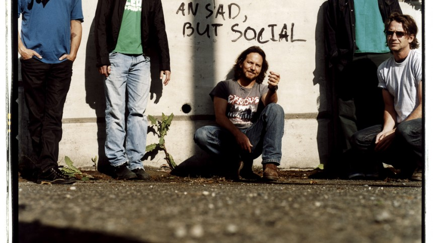 Pearl Jam-interview del 1: Vi er i den perfekte position