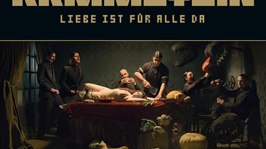 Rammstein fastsætter udgivelsesdato