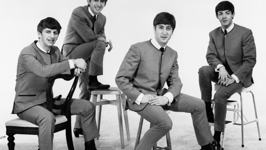 The Beatles overtager hitlisterne