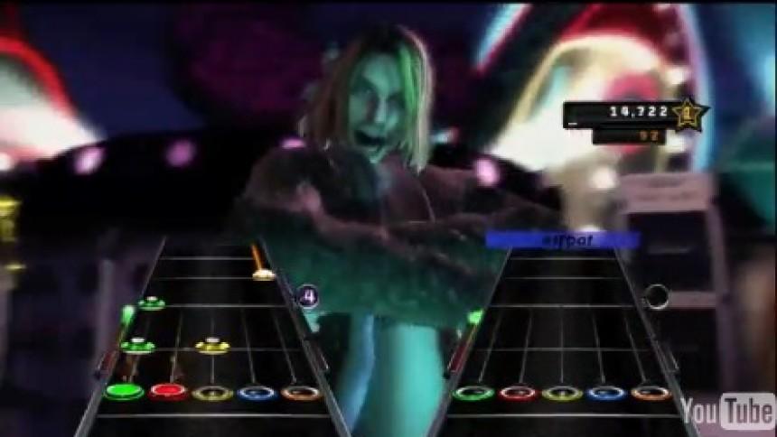 Courtney Love vil sagsøge Guitar Hero