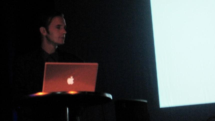 Martin Hall/Tone og Mike Sheridan: Kulturmaskinen, Odense