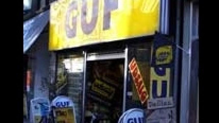 GUF-kæden lukker butikkerne