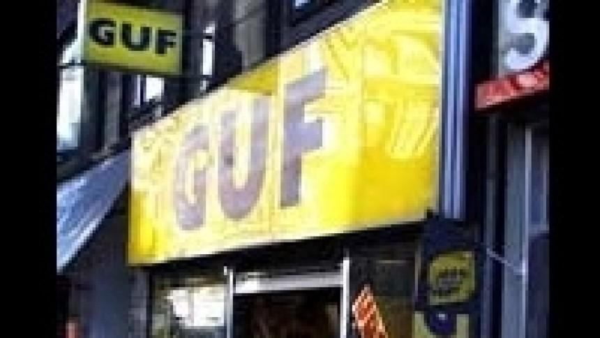 Nekrolog: GUF (1972-2009)