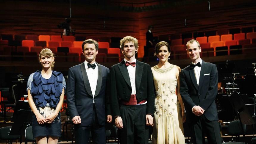 Kronprinsparrets priser 2009