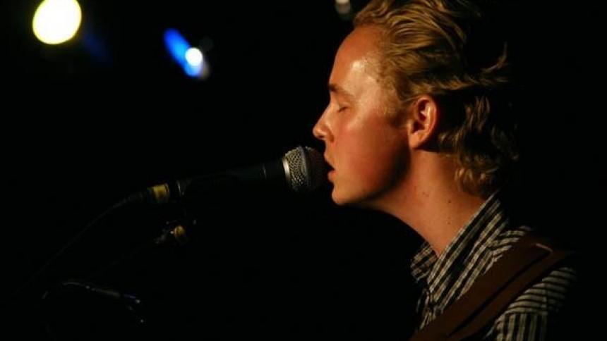 Tobias Stenkjær skriver sange i udlandet