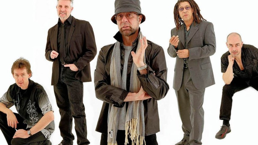 Manfred Mann's Earth Band til Danmark