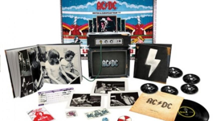 AC/DC udgiver ny boks