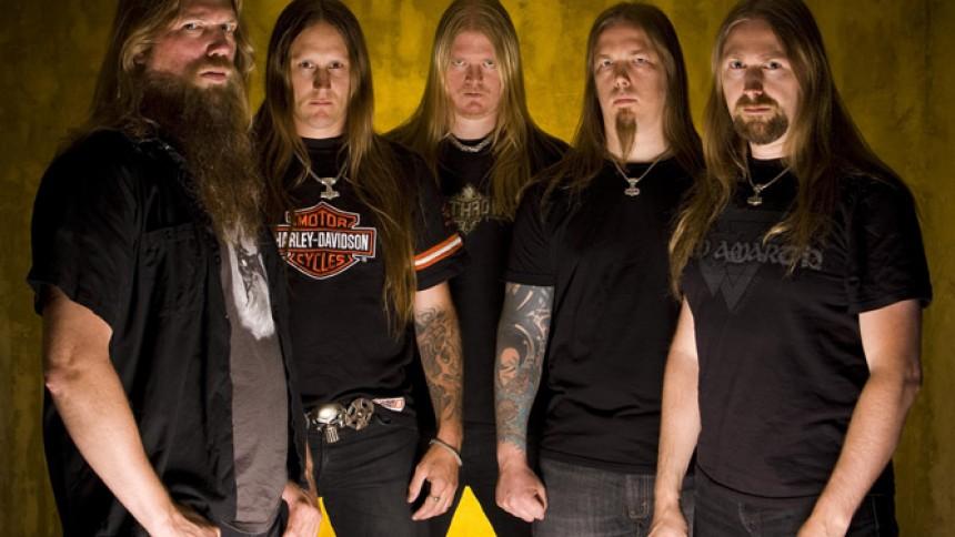 Amon Amarth-koncert flyttet