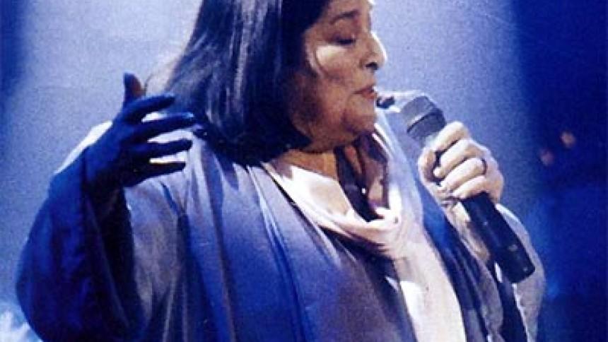Nekrolog: Mercedes Sosa (1935-2009)