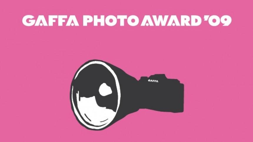 Overvældende opbakning til GAFFA Photo Award '09