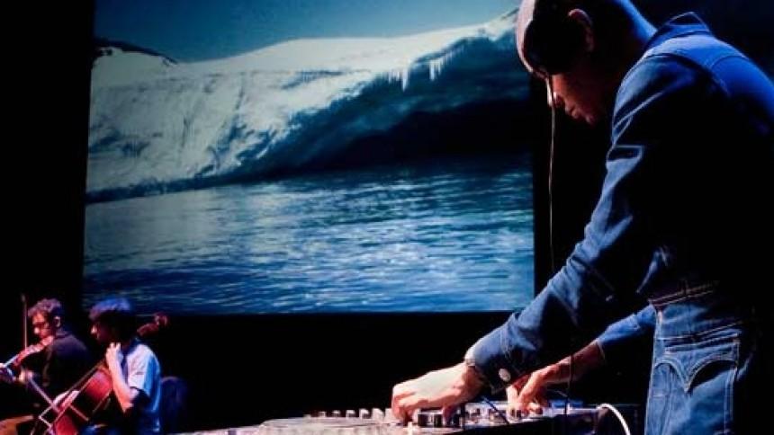 DJ Spooky spiller på is i København
