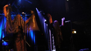 Blackout Babies, turnédagbog kapitel 2