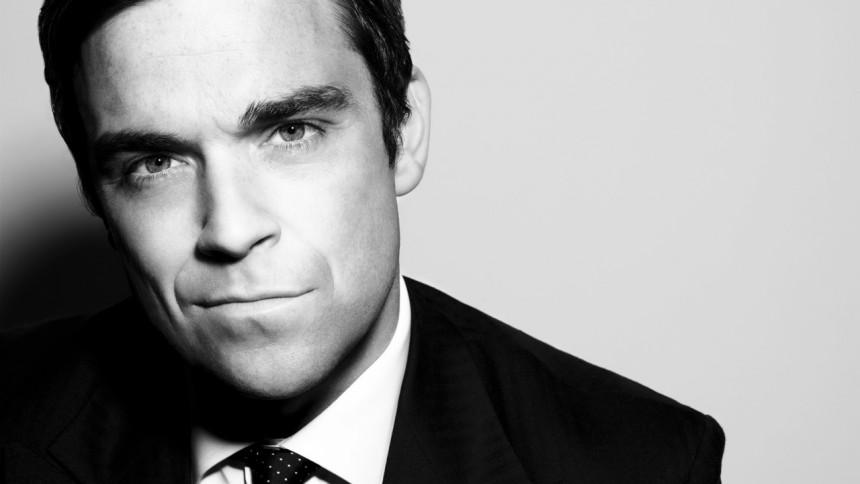 Robbie Williams skifter fra EMI til Universal