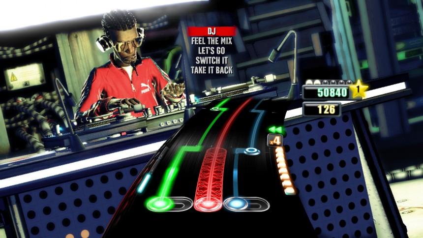 Tracklisten ligger klar til DJ Hero