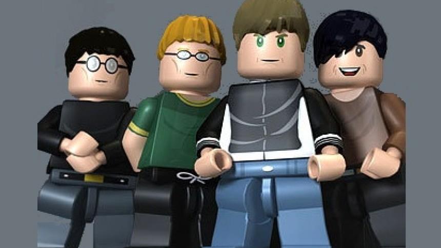 Blur i LEGO