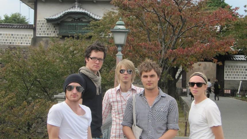 The Late Parade i Japan - kapitel 1