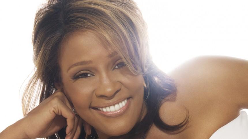 Whitney Houston til Forum