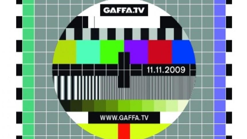 GAFFA.TV åbner 11. november