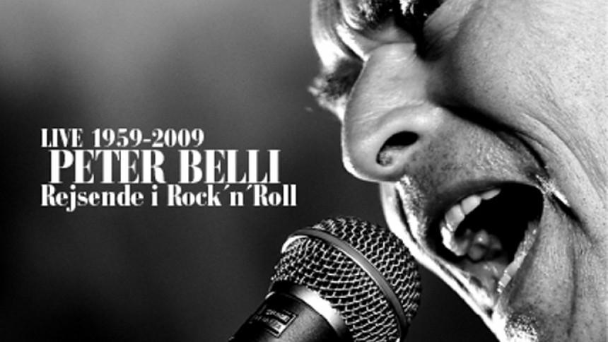 Peter Belli giver galla-koncert