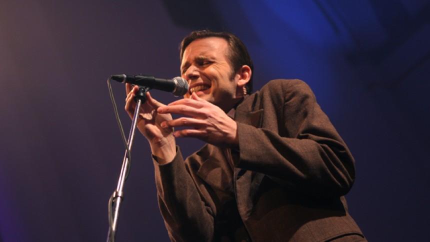Martin Hall giver sidste optræden i 2010