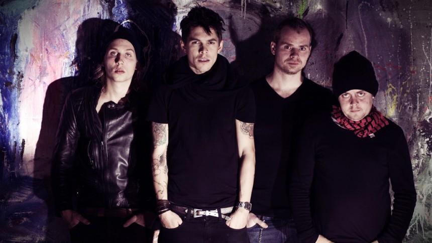 Rock Hard Power Spray underskriver pladekontrakt med Target Records