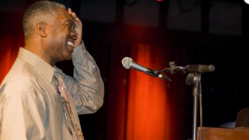 Booker T: Odense Internationale Bluesdage, Posten, Odense