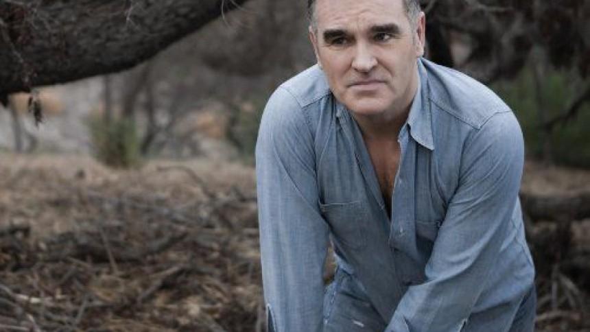 Morrissey udgiver selvbiografi