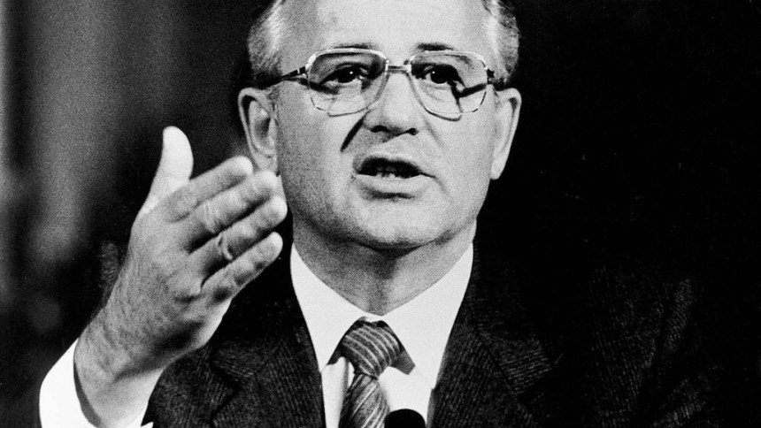 Gorbatjov modtager MTV-pris