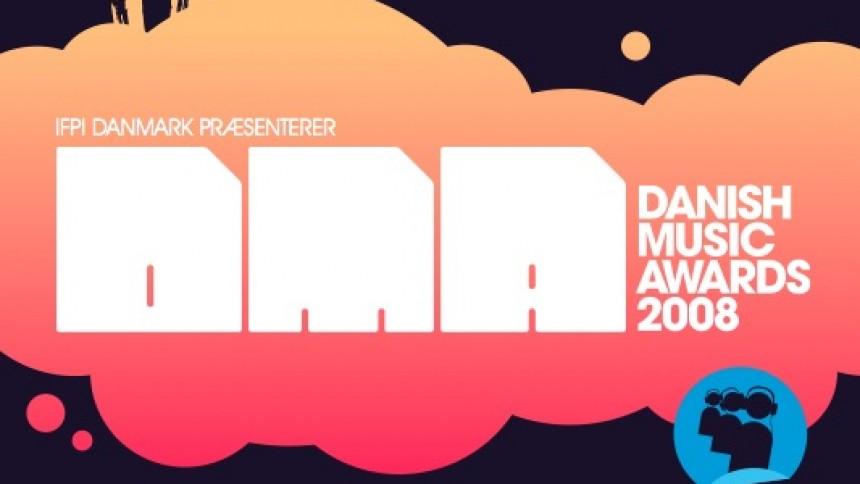 Danish Music Awards udskudt til efteråret
