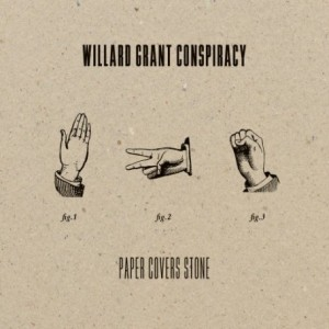 Willard Grant Conspiracy: Papers Covers Stone