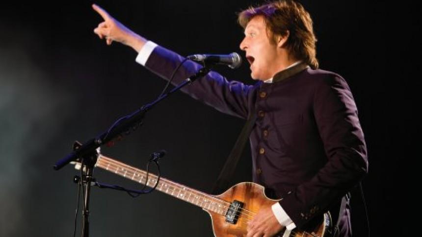 Paul McCartney: Color Line Arena, Hamburg