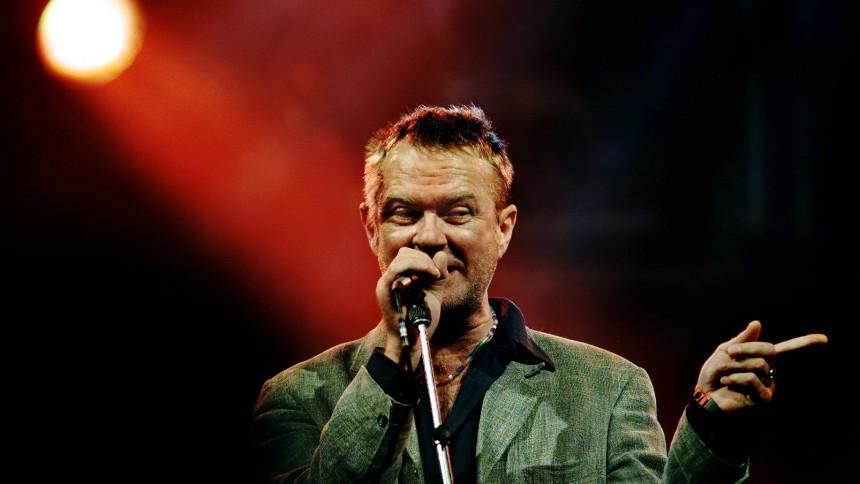 Poeter hylder CV Jørgensen med koncert