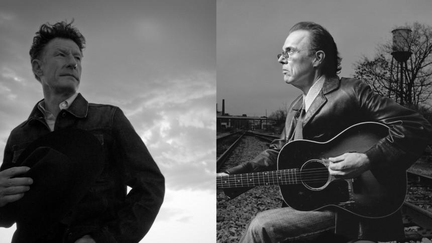 Lyle Lovett og John Hiatt gæster Det Kongelige Teater